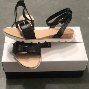Dolce Vita Virgo Sandal Size 10- Black